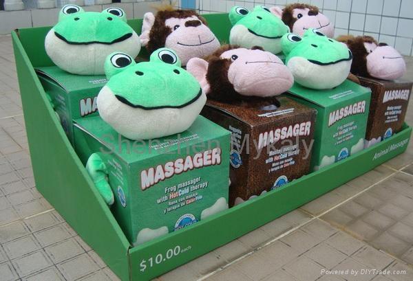Electronic Animal Massager 1