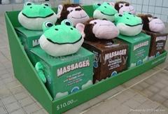 Electronic Animal Massager