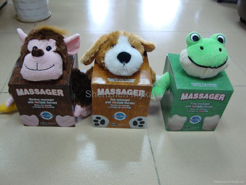 Electronic Animal Massager 3