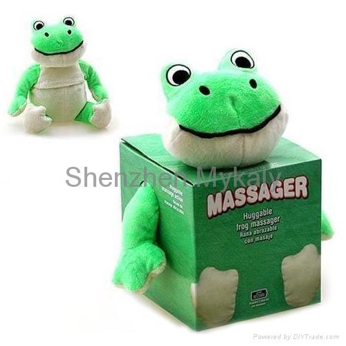 Electronic Animal Massager 4