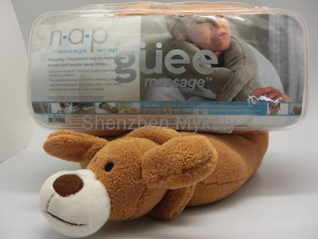 Animal Massage Scarf 4