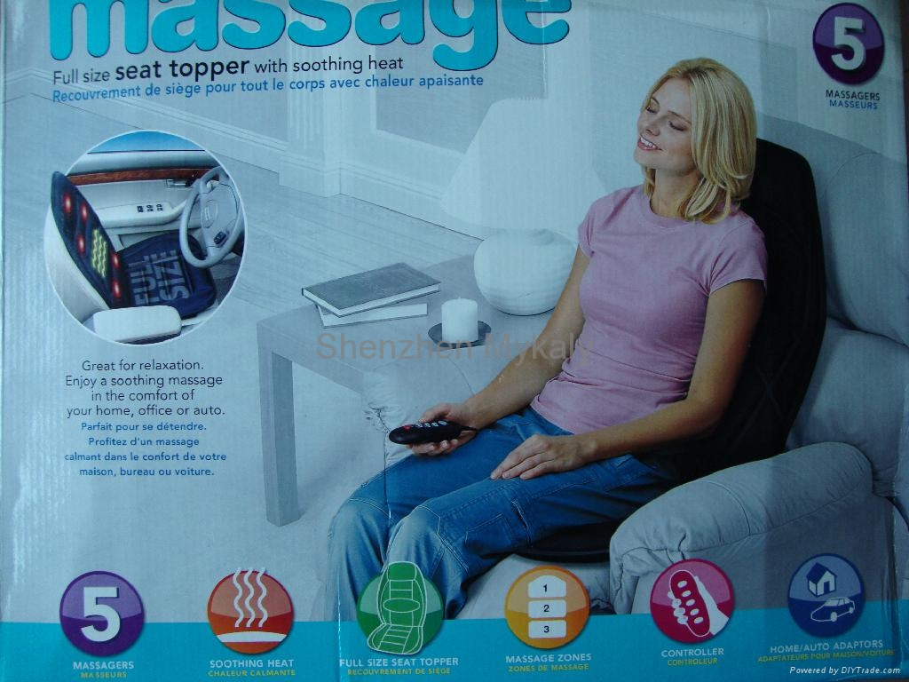 Family&Vehicles dual-use Massager Cushion 3