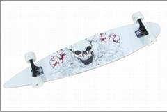 "46*9"" Skateboard"