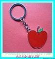 圣诞苹果钥匙扣