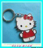 迪斯尼KITTY猫钥匙扣