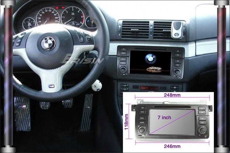 erisin es1046b car stereo gps for bmw e46 wifi 3g china manufacturer car audio video car. Black Bedroom Furniture Sets. Home Design Ideas