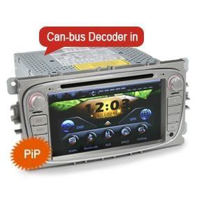 Erisin ES789F in Car Radio DVD Player for Ford Focus Mondeo
