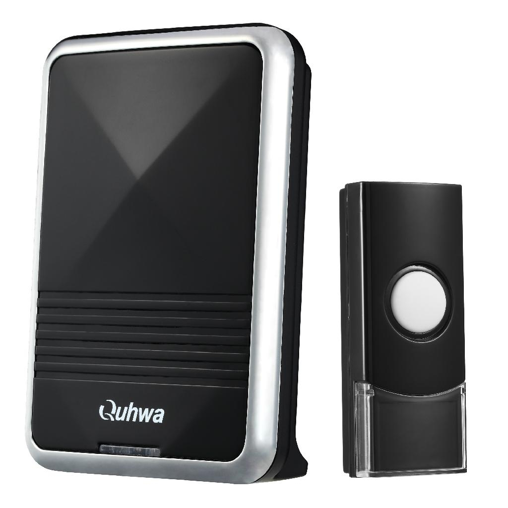 Wireless Doorbell with Auto-learning Code - QH-823A ...