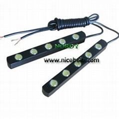 10W DC12V led daytime running lamp  brightness led IP65