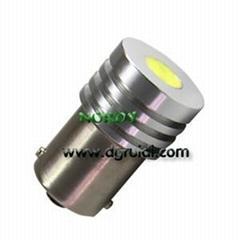 led turn light high power brightness 1156 led turn bulb 1.5W