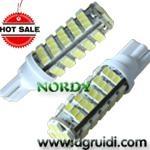 DC12V/DC24V 4W led signal lamp 68SMD3020 led indicator light T10 signal lights