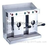 Italian ESE pod commercial coffee machine