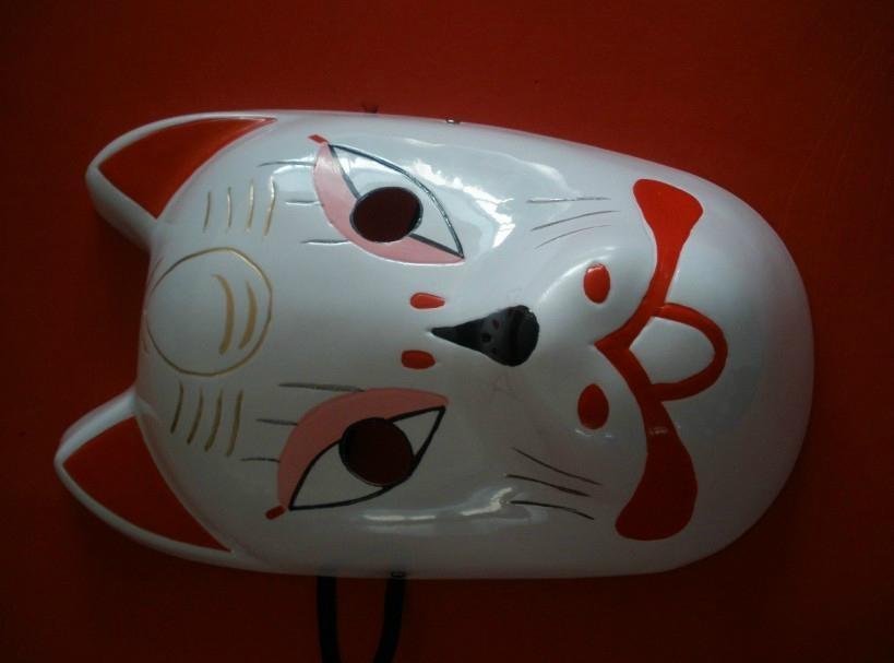 万圣节火影面具批发火影面具动漫面具节日面具