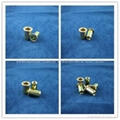 m4 flat head round body rivet nut