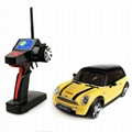 1/28 IW04M Minicooper 4WD Drift Car