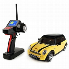 1/28 IW04M Minicooper 4WD Drift Car L-409G4 mini Z