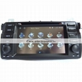 Double DIN BMW E46 DVD Player with GPS Navigation for BMW 3 Series E46 2