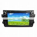 2 Din Suzuki SX4 DVD Player - Suzuki SX4
