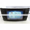 2 Din Benz W211 DVD Player - E Class Benz W211 GPS Navigation Radio Bluetooth 5
