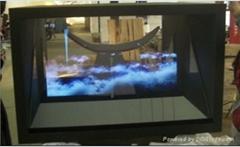 180度全息投影幻影成像設備