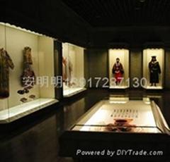 博物館專用AR高透抗反射玻璃