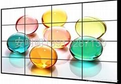 拼接牆專用鋼化防暴AG防眩玻璃