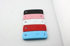 Mini wireless bluetooth anti-radiation retro-handset