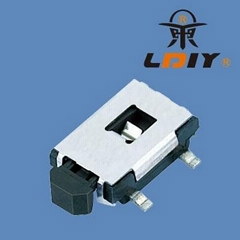 Miniature electronic tact switch LY-A03-01