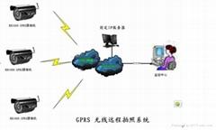 GPRS无线全球拍照 系统