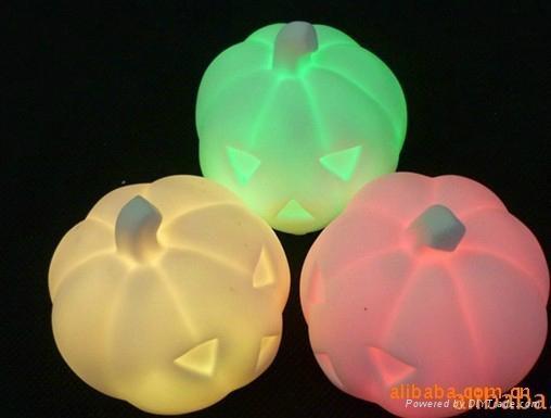萬聖節南瓜燈 1
