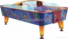 Air Hockey arcade game machine manufacturer(Ocean Hockey)