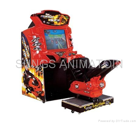 Auto Racing Arcade Coin on Super Bike Simulate Racing Game Machine Coin Op Video Game Machine 29