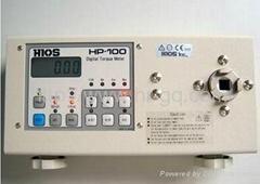 日本好握速HIOS HP-100扭力测试仪