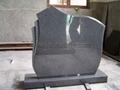 G654 dark headstone 3
