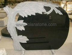Shanxi Black headstone 8