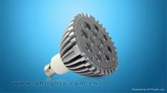 12W大功率LED射灯