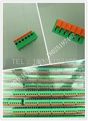 terminal block 2PIN TO 24Pin 5.08Pitch