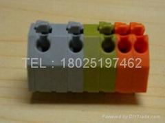 镇流器接线端子250  灰色3.5mm端子