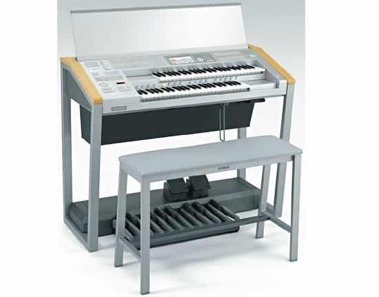 雅马哈双排键电钢琴图片