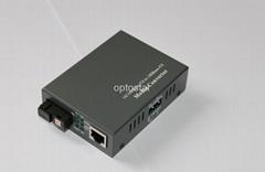 10/100M 1310nm 20km Media Converter Dual Fiber SM