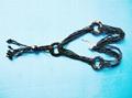 时尚米珠纯手工项链饰品 2