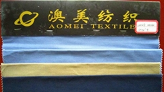 cotton 20x16 128x60 dyed fabric