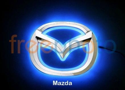 led car emblem light 2