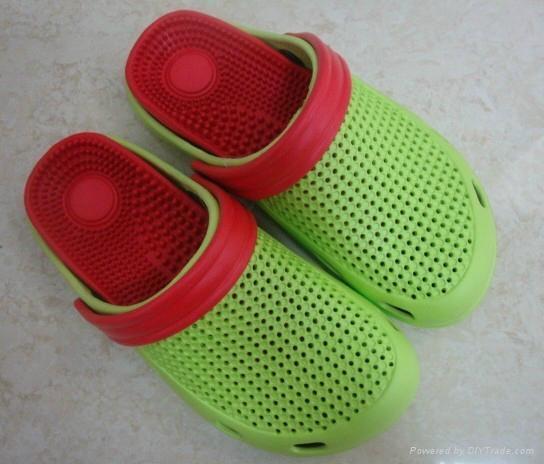 2012 Fashion eva clogs,comfortable sandal  1