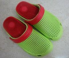 2012 Fashion eva clogs,comfortable sandal