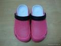 2012 Fashion eva clogs,comfortable sandal  5
