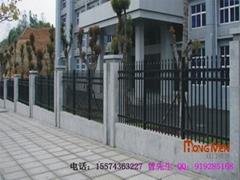 安顺市锌钢围墙护栏