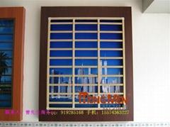 湖南红门锌钢外围窗