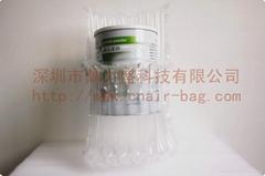 高速球氣柱袋