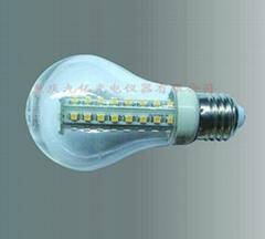 JOEL LED室内照明灯节能灯球泡灯白炽灯7W
